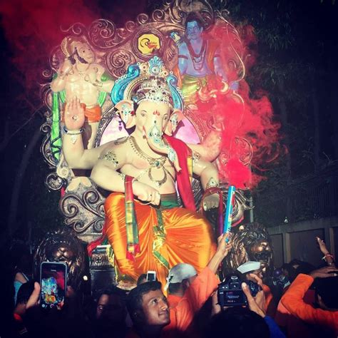 In Pictures: 15 of Mumbai's most iconic ganesh idols of ...