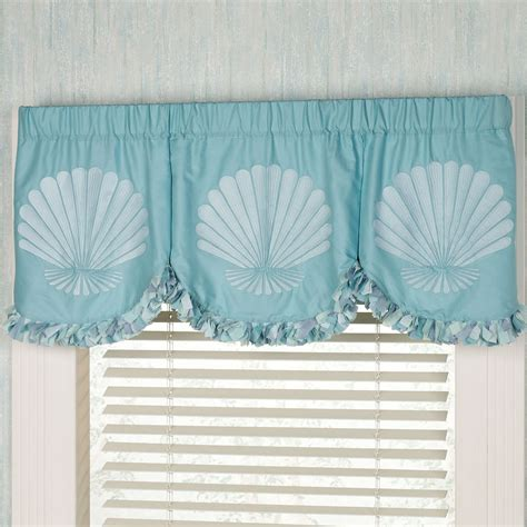 Cotton Valance Tides Cotton Window Treatments