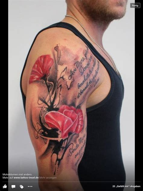 trash polka rose tattoo trash polka style by micha insel