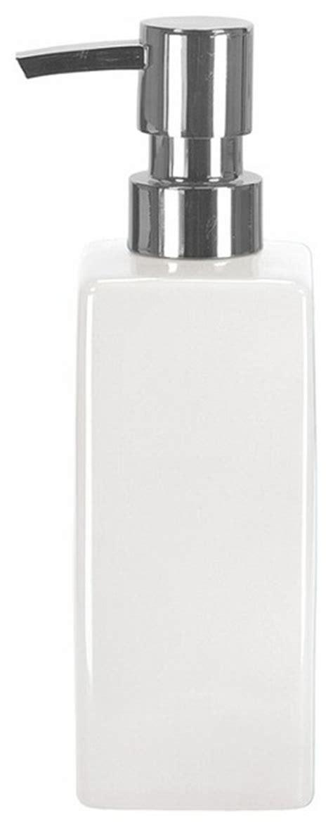 modern bathroom soap dispenser modern porcelain bathroom liquid soap dispenser 11 8oz contemporary soap lotion