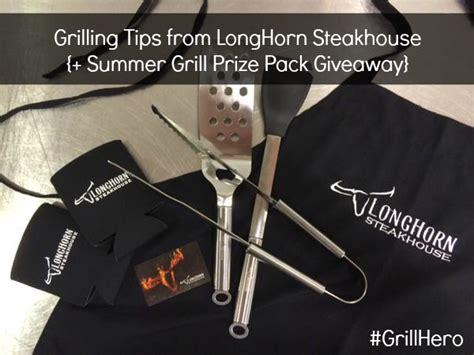 Longhorn Steakhouse Gift Card - grilling tips from longhorn steakhouse gift card giveaway ends 7 14