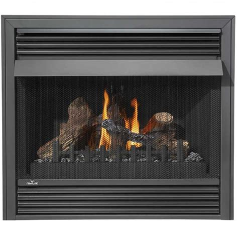 Gas Fireplace Vent by Napoleon Grandville Vent Free Gas Fireplace