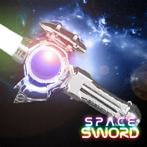flashing space swords