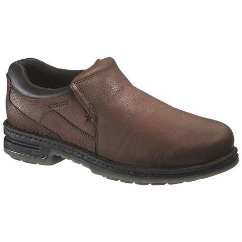 oxford steel toe shoes wolverine 174 marcum durashocks 174 opanka steel toe eh slip