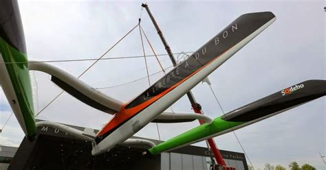 trimaran project trimaran projects and multihull news sodebo ultime
