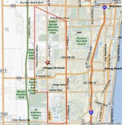where is delray florida on the map location and map the original ninos italian restaurant