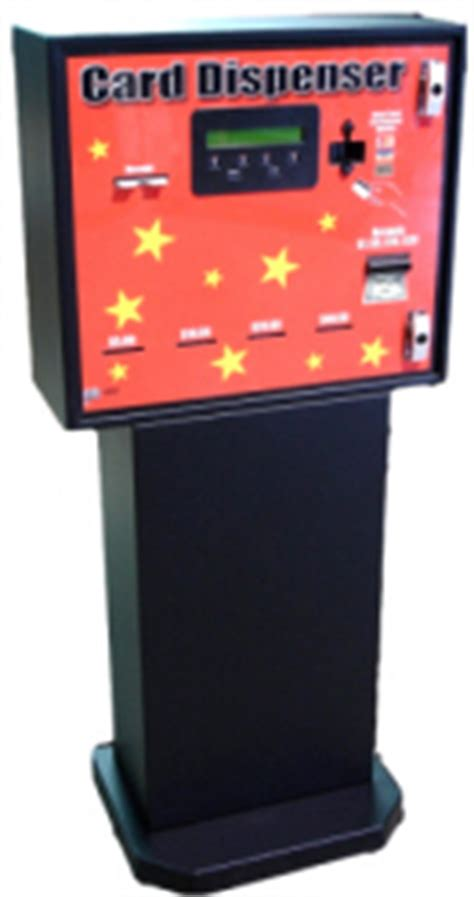Gift Card Dispenser Machine - prepaid card dispensers stored value card vending machines factory direct prices