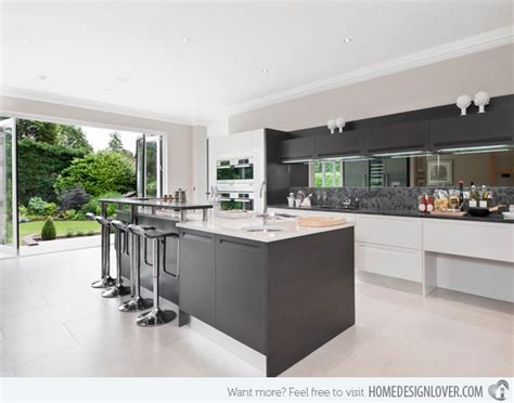 Gray And White Kitchen Designs 20 Astounding Grey Kitchen Designs