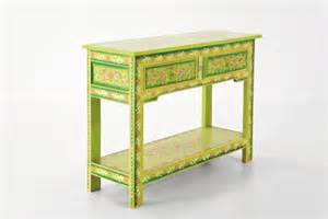 colorful hand painted furniture by kare design