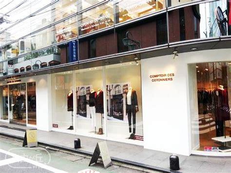 comptoir des cotonniers store locator comptoir des cotonniers 自由が丘店 コントワー デ コトニエ 自由が丘 net 店舗