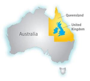 map uk to australia comparison map uk qld expats