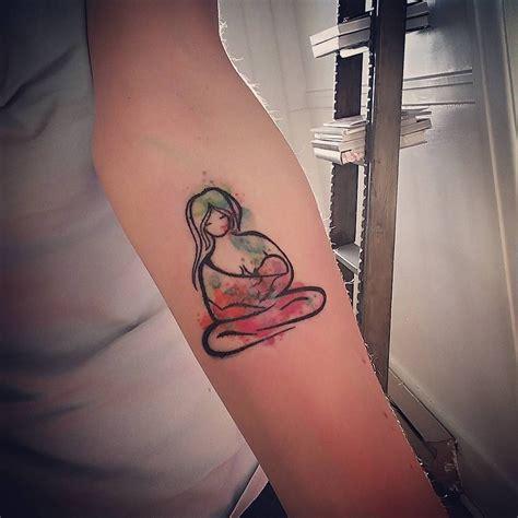 tattoo inspiration for moms 19 beautifully inspiring breastfeeding tattoos