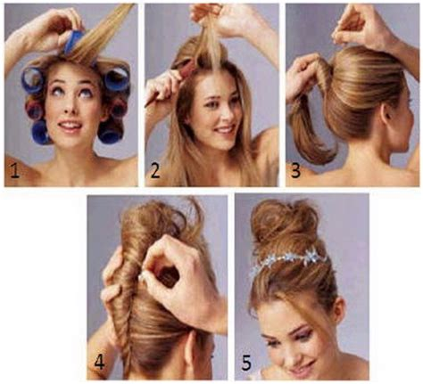 do it yourself styles for short hair do it yourself hairstyles for long hair