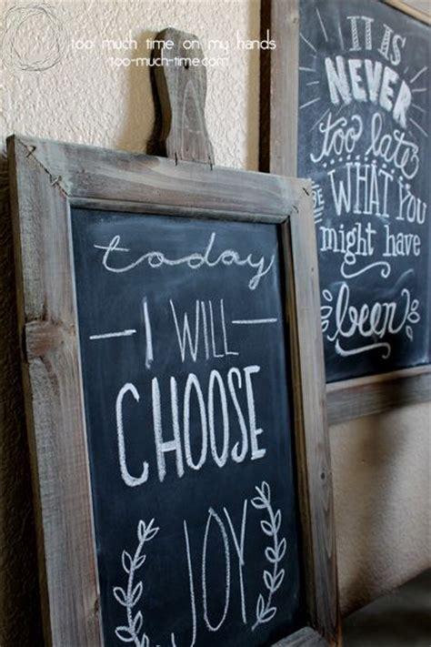 chalkboards for home kmworldblog