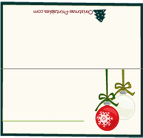 printable christmas dinner place cards free printable christmas place cards printables