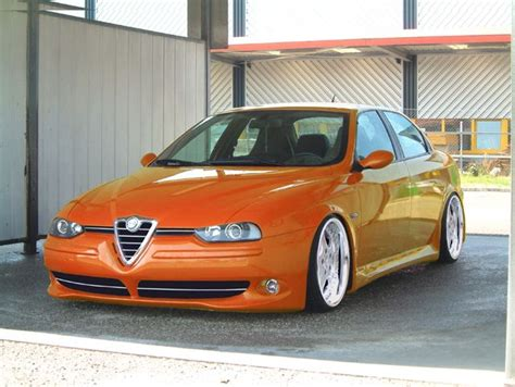 Tuning Alfa Romeo 156 Alfa Romeo 156 Tuning 28jpg Picture To Pin On
