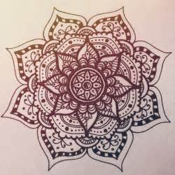 Mandala Lotus 25 Best Ideas About Mandala On Lotus