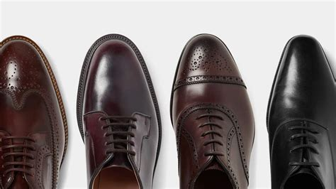 all you need to about dress shoes the knowledge the journal issue 184 24 september