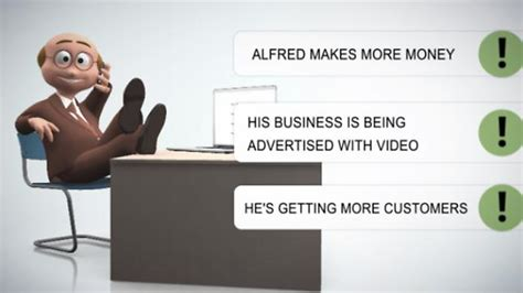 Animated Explainer Video Promote With Alfred Animated Explainer Templates