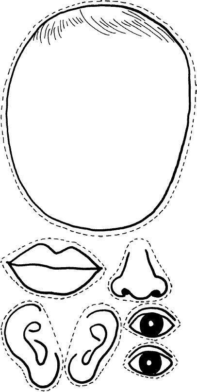 5 Senses Template