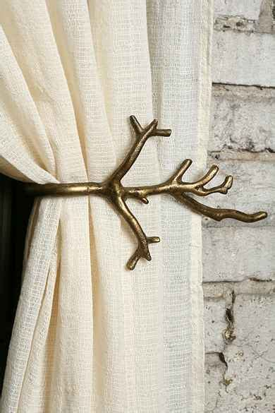 branch curtain tie back room accessories urban outfitters