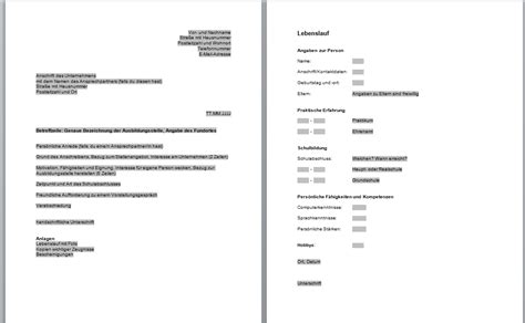 Word Vorlage Lebenslauf Mit Bild Bewerbung Betreuungskraft Kostenlose Anwendung Die Vorlage Zu Studieren