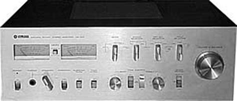 yamaha ca  manual stereo pre main amplifier hifi engine