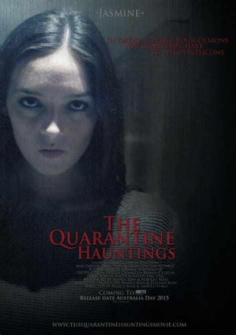 quarantine film 2015 the quarantine hauntings movie poster 5 of 7 imp awards