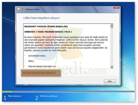 format video windows 7 windows 7 uefi modunda temiz kurulum format enpedi