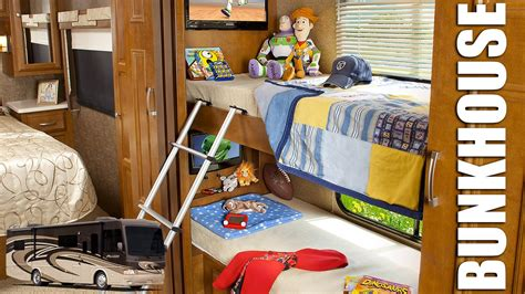 2013 Diesel Motorhomes with Bunk Beds (Bunk House Diesel Pushers) Small Diesel Class A RV   YouTube