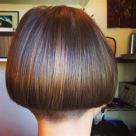 bob haircuts with weight lines great cut would just prefer the shaved lower section a