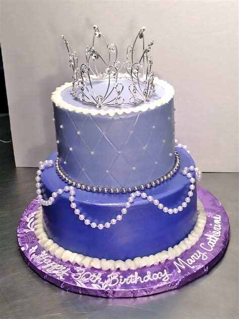 Pri Ess  Ee  Birthday Ee   Cakes Hands On Design Cakes