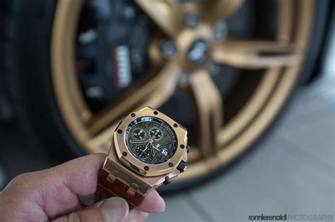 piguet car audemars piguet ap don ramon de la guess the car