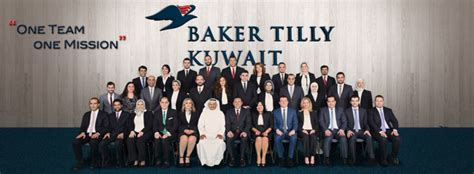 Baker Mba Accreditation by Baker Tilly Celebrates Teamwork Achievement 2016