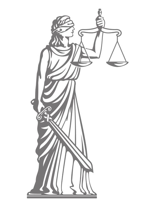 the tattoo lady justice justice justice and