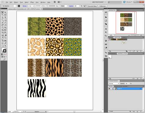 pattern illustrator tutorial cs5 pattern file does not function properly in adobe
