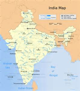 A Map Of India by File India Map En Svg Simple English Wikipedia The Free