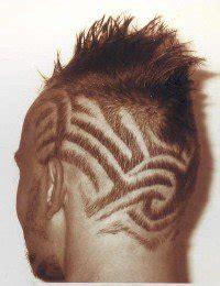 Muster Rasieren Vorlagen Hairweb De Hair Tribals Muster Rasur Und Schablonen