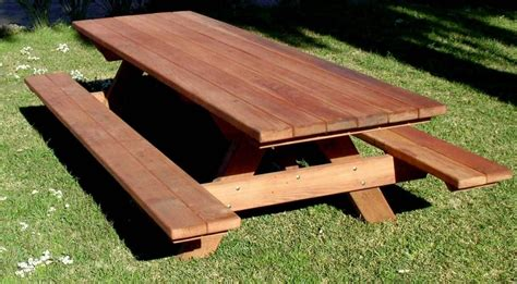 picnic benches pdf 8 ft picnic table with benches plans free