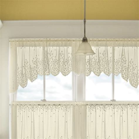 curtains toppers findlay seaglass sleeve topper 52 quot curtain valance