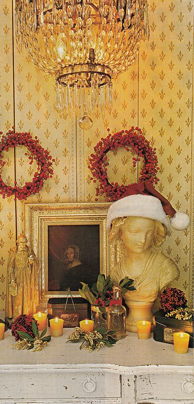 hydrangea hill cottage holiday vignettes