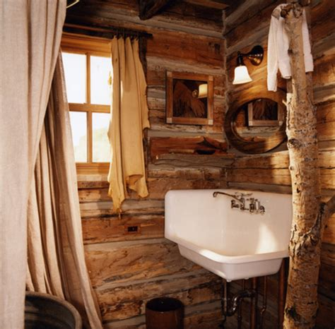 rustic cabin bathroom ideas 20 interesting western bathroom decors home design lover