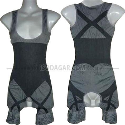 Harga Bamboo Slimming Suit bamboo slimming suit original korset pelangsing