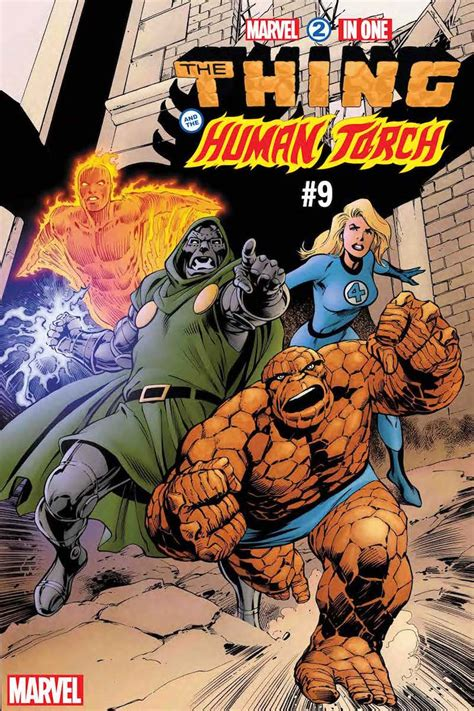 Fantastic Four Takes Place by Marvel Comics Universe August 2018 Solicitation Spoilers