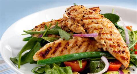 herbed chicken salad with feta