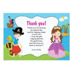 princess and pirate invitations announcements zazzle