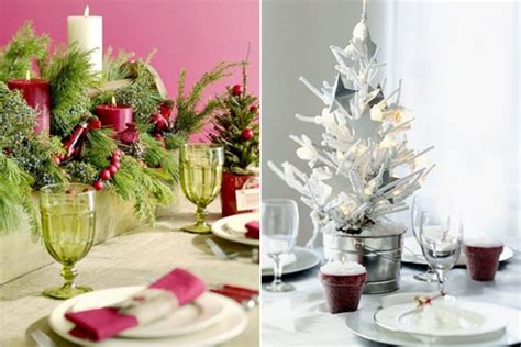 appealing christmas table decorations interesting dining 15 christmas table decoration ideas small accents with