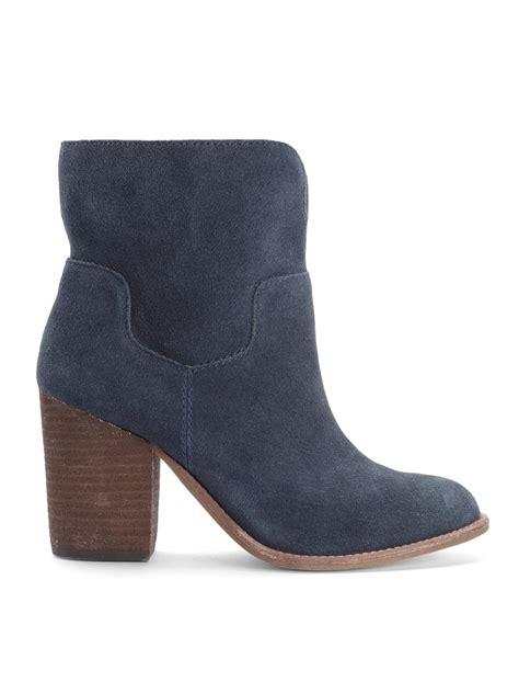 splendid boots splendid murietta boot in blue navy lyst