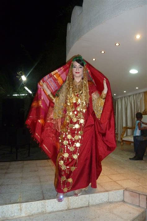 tunisian wedding  traditional dress traditional