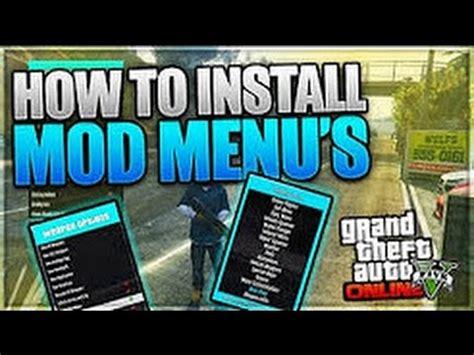 mod gta 5 ps4 usb how to install gta 5 online mod menu with a usb no